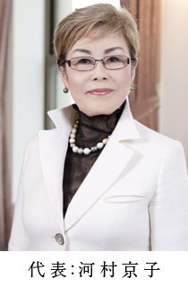 代表:河村京子